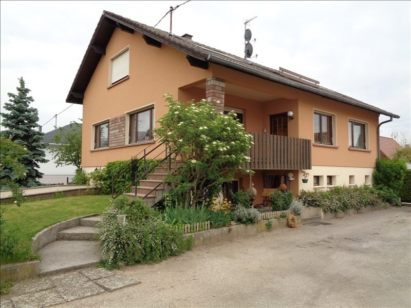 Investeringsproduct  huis Schirrhein 388500€ - Foto 1