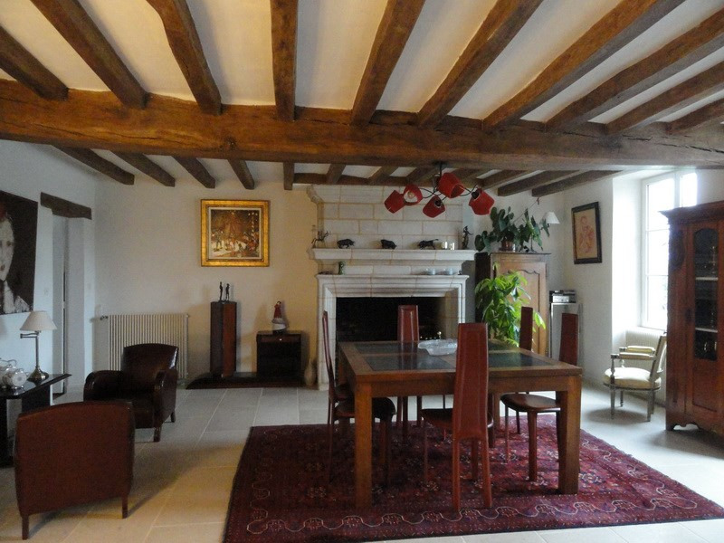 Deluxe sale house / villa Angers 30 mn nord 535 000€ - Picture 6
