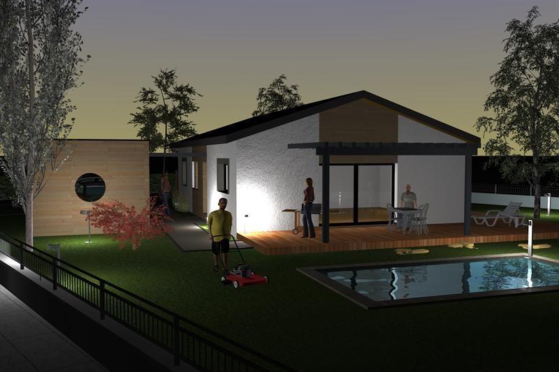 Maison  4 pièces + Terrain 330 m² Seysses (31600) par C3H