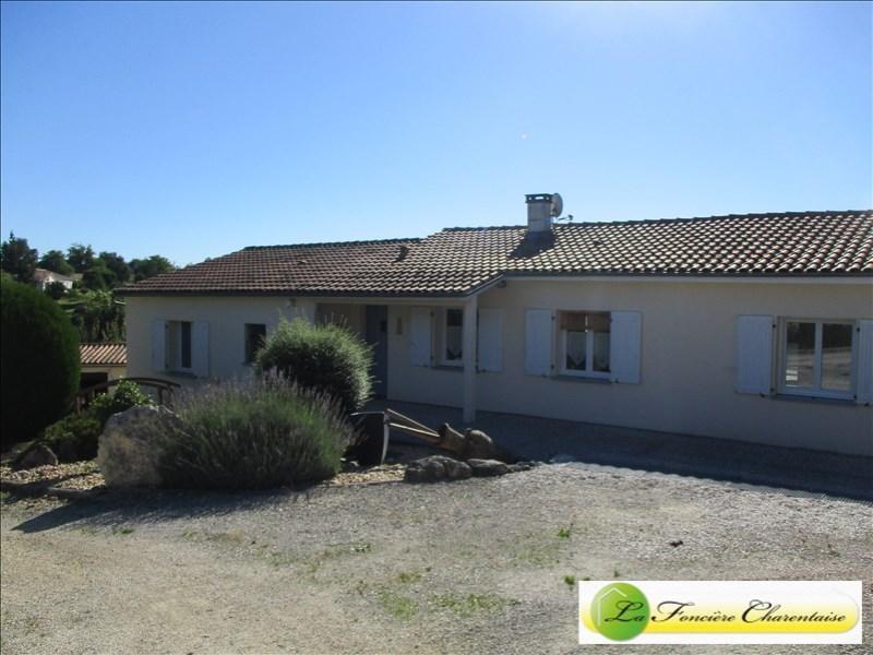 Vente maison / villa Dignac 224700€ - Photo 1
