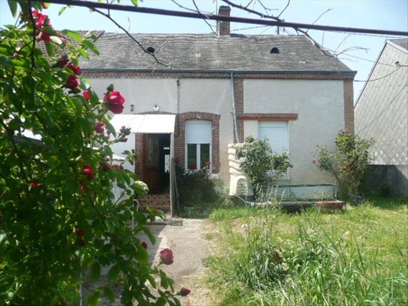 Sale house / villa Aubigny sur nere 67000€ - Picture 2