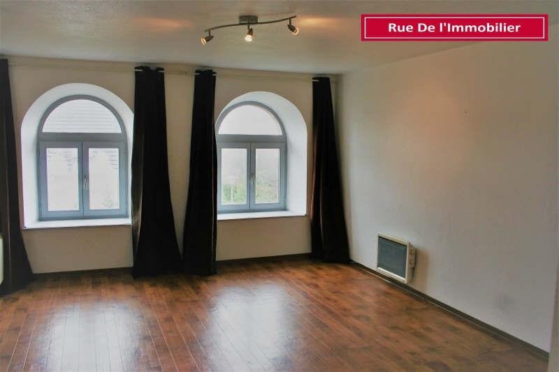 Rental apartment Wasselonne 550€ CC - Picture 1