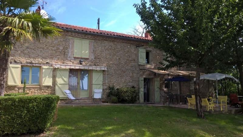 Vente maison / villa Secteur caraman 288000€ - Photo 1