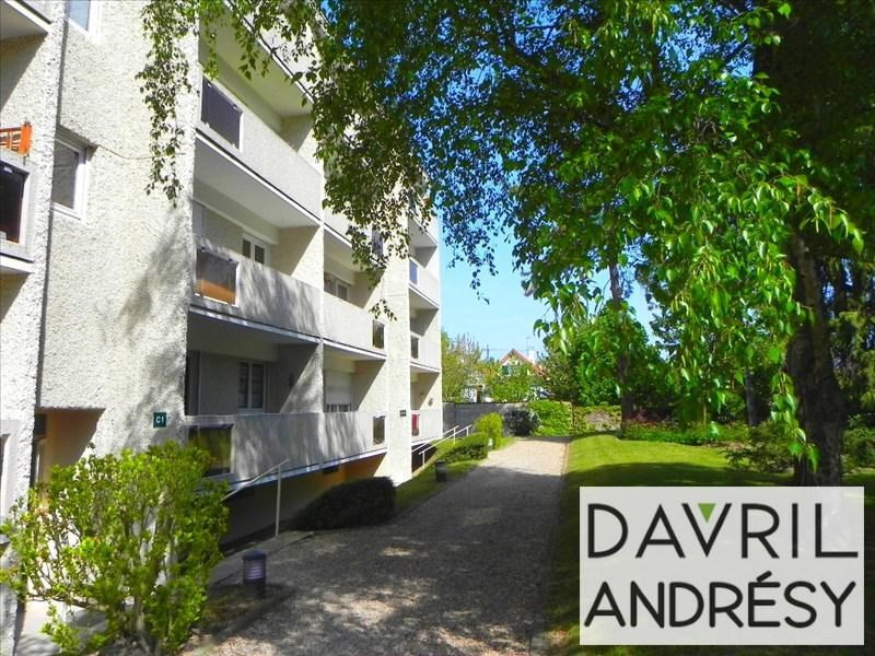 Sale apartment Andresy 210000€ - Picture 1