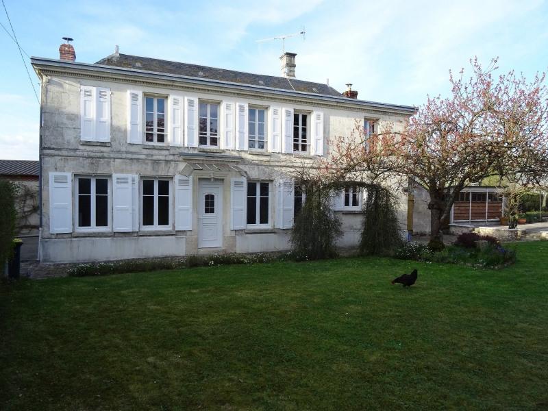 Vente maison / villa Villers cotterets 239000€ - Photo 1