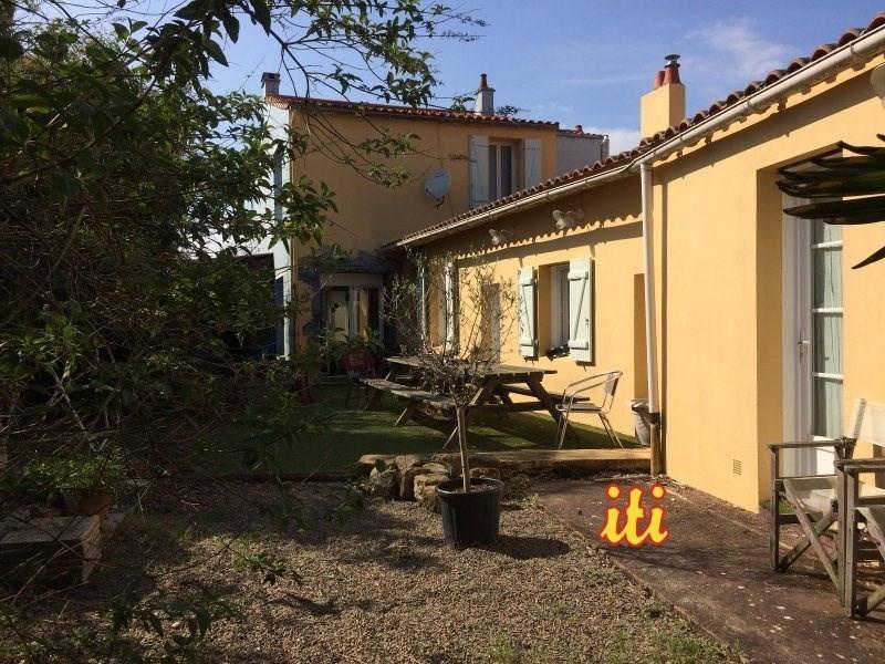 Sale house / villa Olonne sur mer 420000€ - Picture 1
