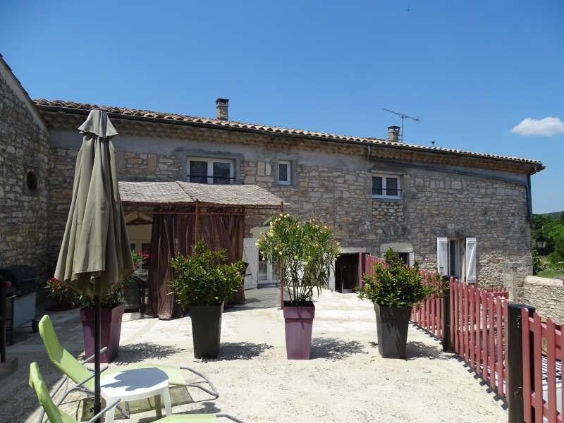 Vente maison / villa Orgnac l aven 498000€ - Photo 2