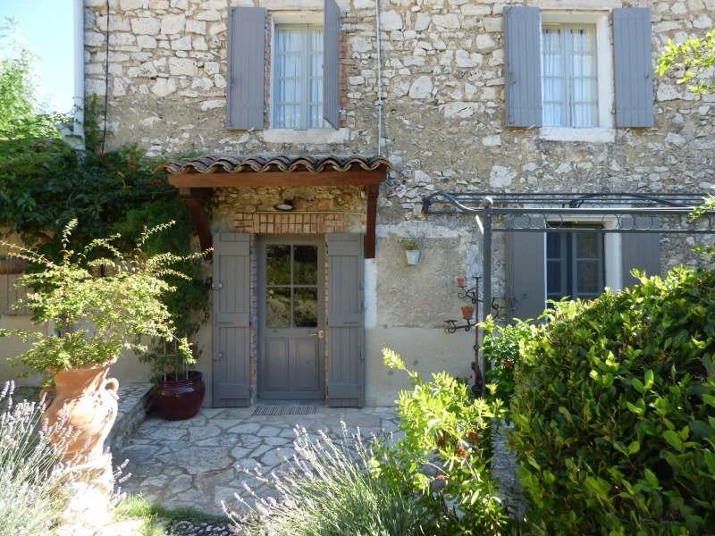Deluxe sale house / villa Uzes 545000€ - Picture 8