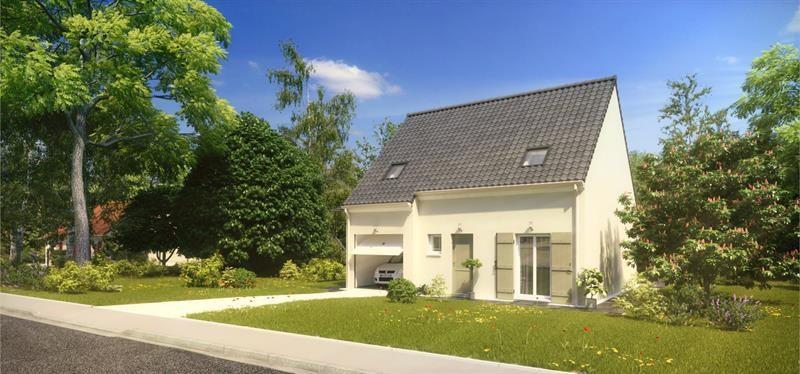 """Modèle de maison  """"Noir Jaspée 4.092 GI"""" à partir de 5 pièces Seine-Saint-Denis par MAISONS PIERRE"""