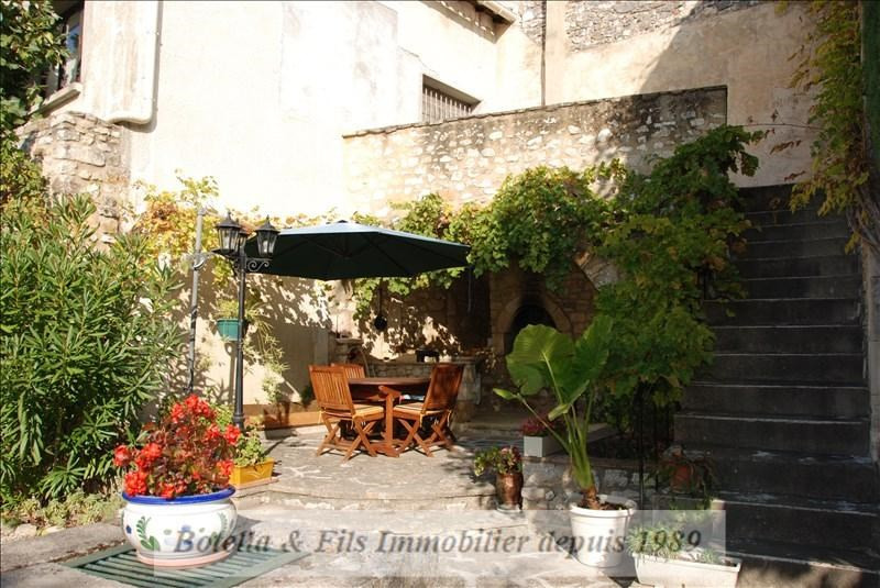 Venta  casa Goudargues 298000€ - Fotografía 1