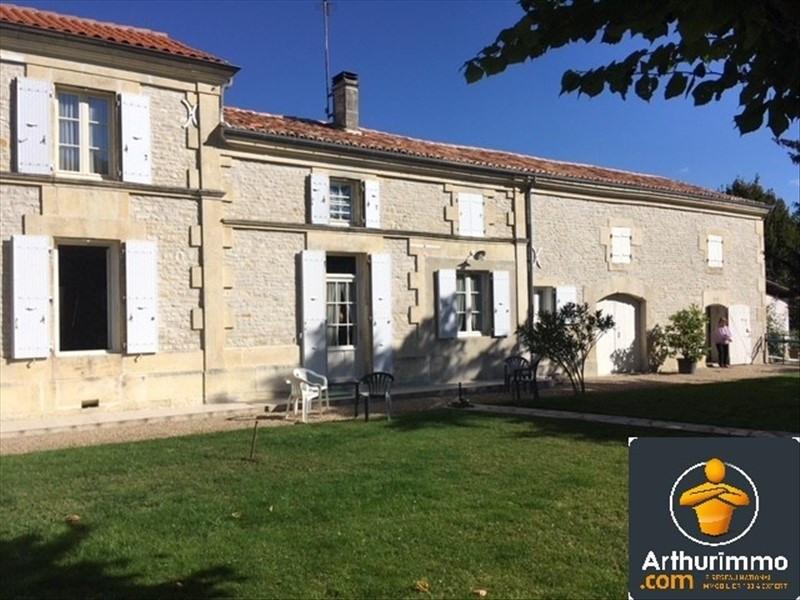 Vente maison / villa Matha 168800€ - Photo 1