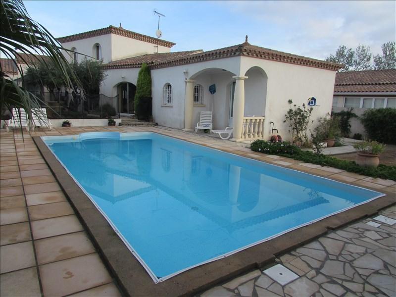 Vente maison / villa Beziers 377000€ - Photo 1