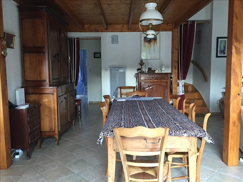 Vente maison / villa St vincent sur jard 291200€ - Photo 8