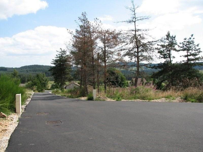 Vente terrain Le chambon sur lignon 35000€ - Photo 3