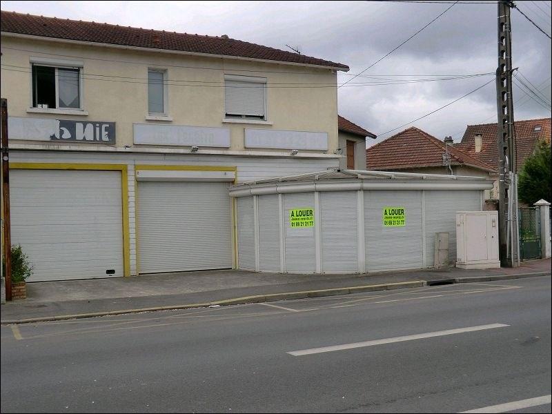 Location local commercial Vigneux sur seine 2220€ CC - Photo 1