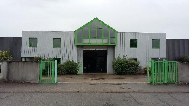 Vente Local d'activités / Entrepôt Balan 0