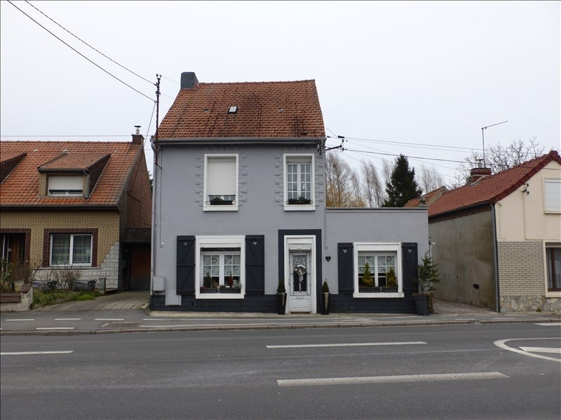 Vente maison / villa Chocques 162000€ - Photo 1