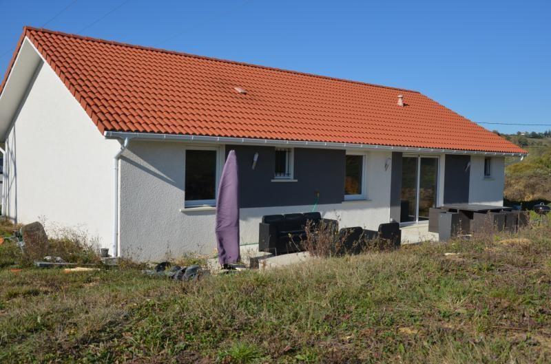 Sale house / villa Luzinay 250800€ - Picture 1