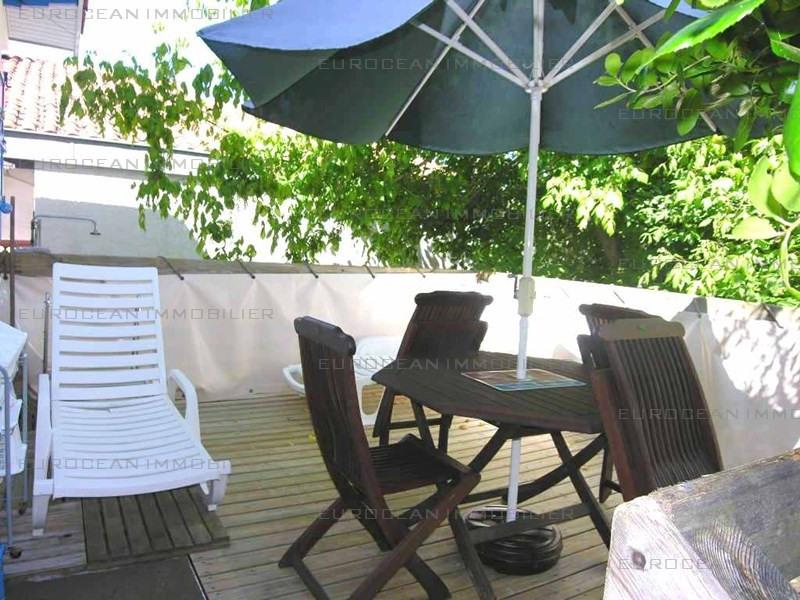 Vermietung von ferienwohnung haus Lacanau-ocean 655€ - Fotografie 1