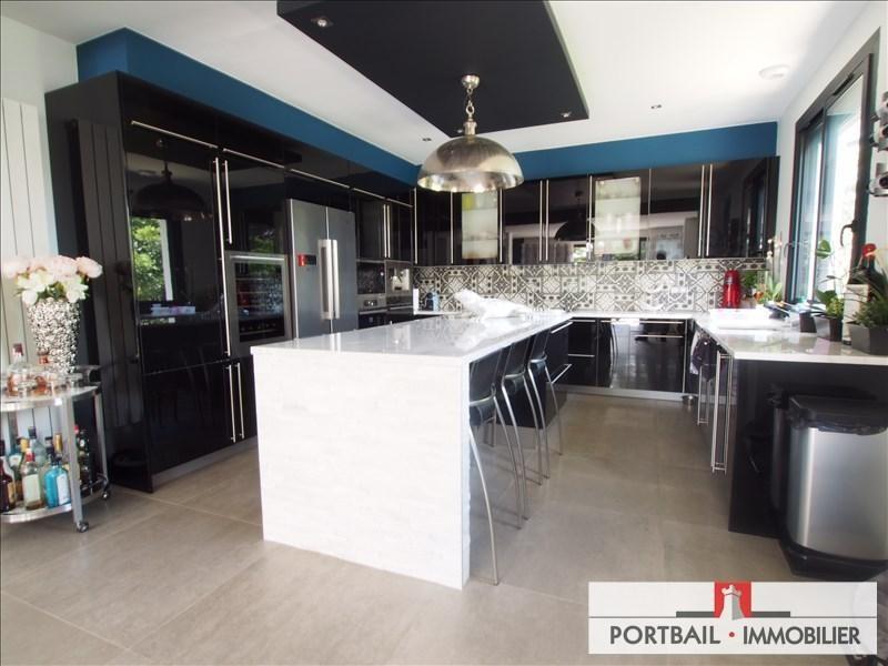 Sale house / villa St loubes 450000€ - Picture 3