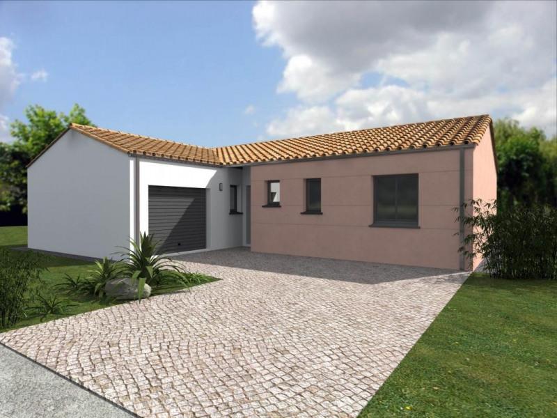 Maison  5 pièces + Terrain 550 m² Montbert par ALLIANCE CONSTRUCTION NANTES