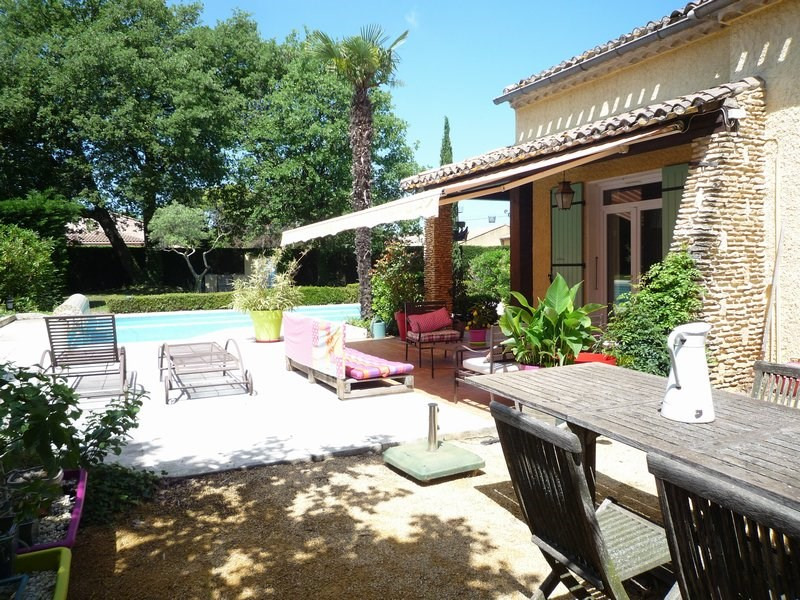 Vente maison / villa Piolenc 349 000€ - Photo 1