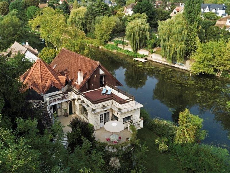 Sale house / villa Villennes sur seine 695000€ - Picture 1