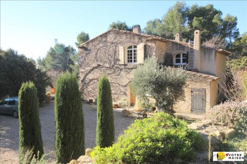 Deluxe sale house / villa Pelissanne 646000€ - Picture 4