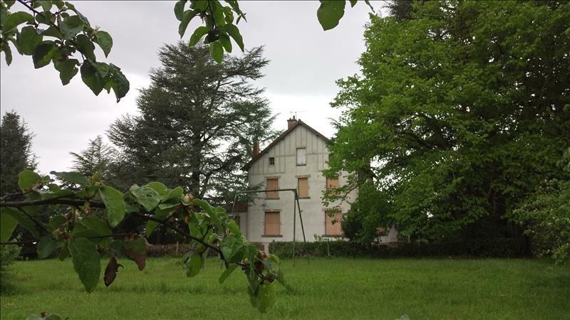 Vente maison / villa Buxieres les mines 197400€ - Photo 2