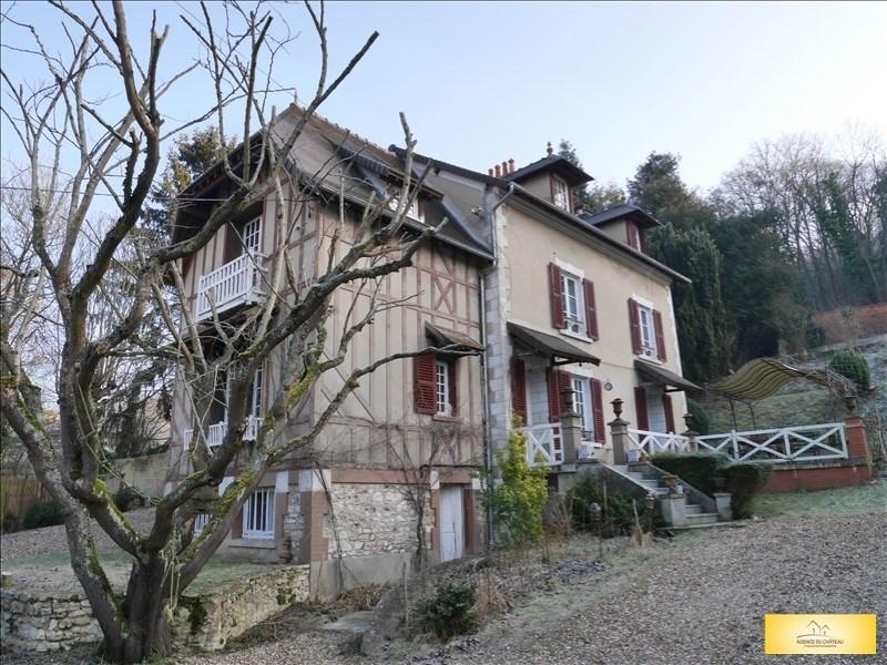 Vente maison / villa Auffreville brasseuil 462000€ - Photo 1