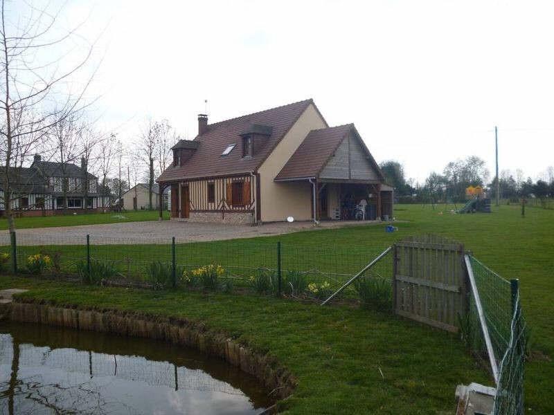 Vente maison / villa Sainte-foy-de-montgommery 168000€ - Photo 1