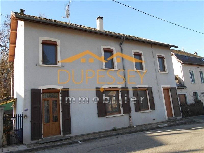 Vente maison / villa Les abrets 184000€ - Photo 1