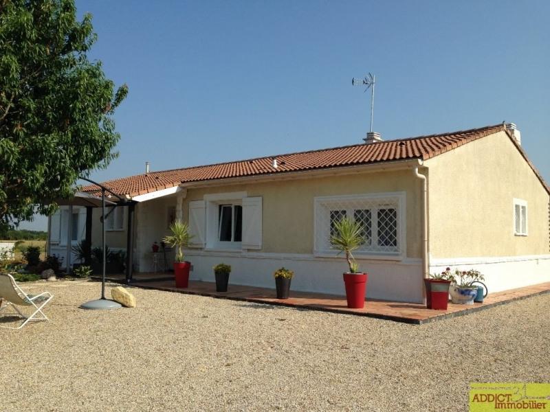 Vente maison / villa Secteur montastruc la conseillere 297000€ - Photo 1