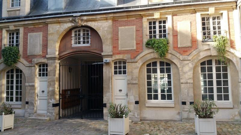 Verkoop van prestige  appartement Paris 3ème 1380000€ - Foto 1