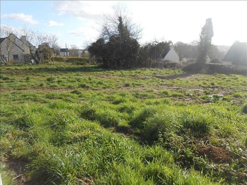 Vente terrain Plogastel st germain 49500€ - Photo 2