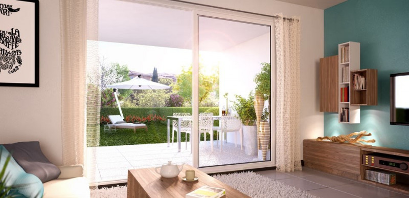 Les jardins de galice programme immobilier neuf aix en for Le jardin des 5 sens aix en provence