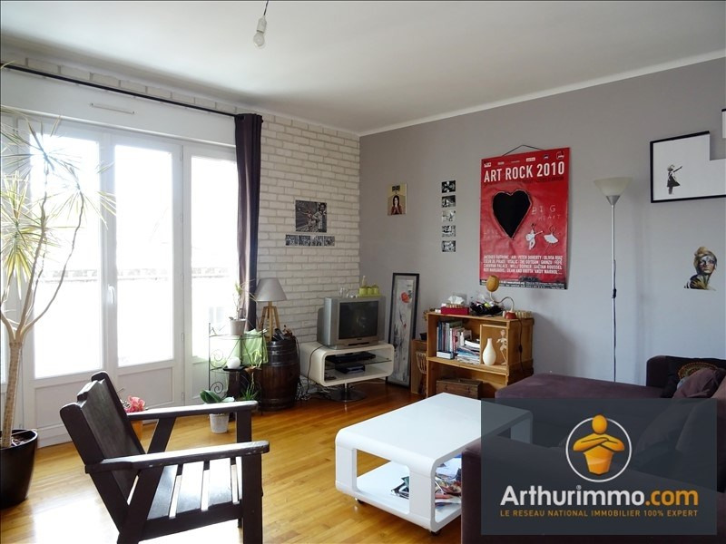 Vente appartement St brieuc 87 330€ - Photo 2