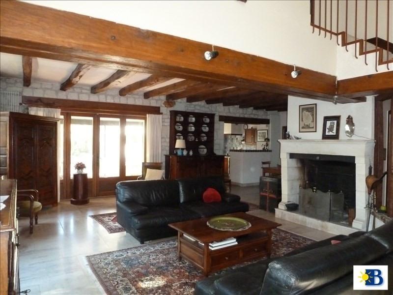 Vente maison / villa Naintre 346500€ - Photo 2