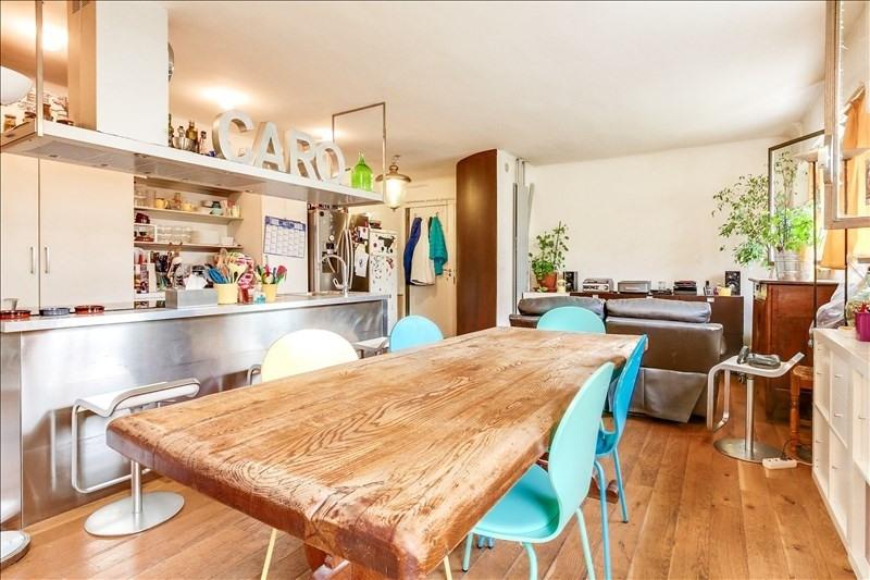 Sale apartment Asnieres sur seine 452000€ - Picture 2