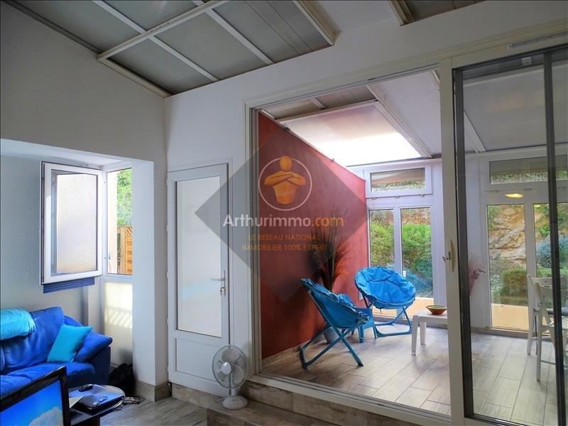 Sale apartment Sete 162000€ - Picture 1