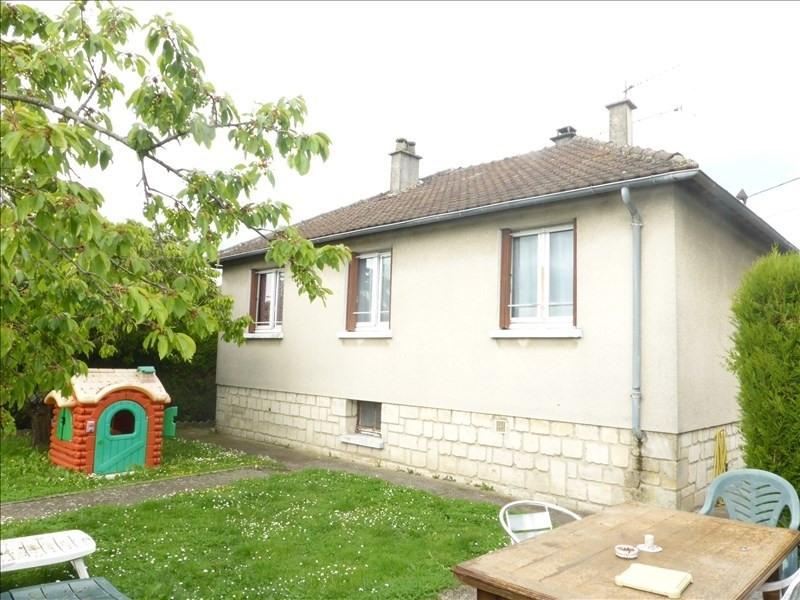 Vente maison / villa Villers cotterets 168000€ - Photo 1