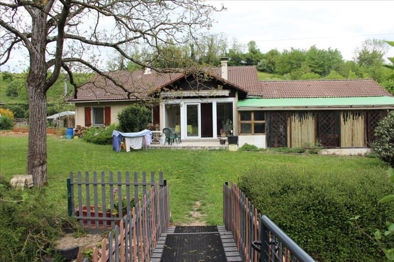 Revenda casa Cessieu 315000€ - Fotografia 1