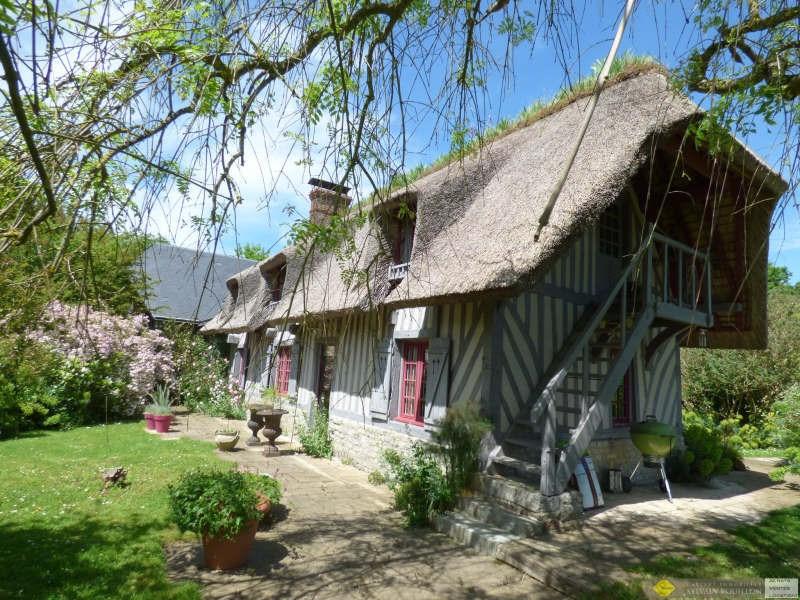 Vente de prestige maison / villa Villers sur mer 660000€ - Photo 1