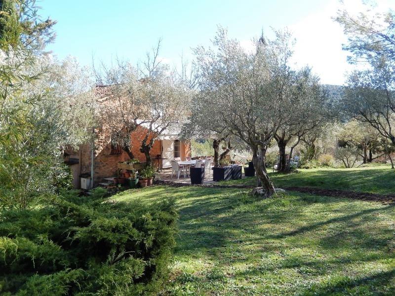 Sale house / villa Claviers 440000€ - Picture 3