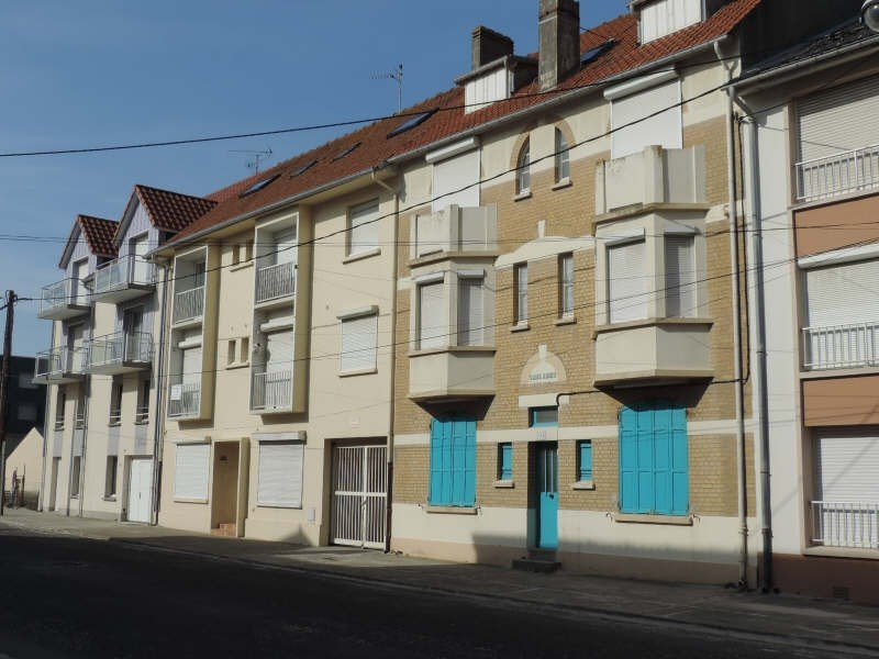 Vente appartement Fort mahon plage 86 500€ - Photo 1