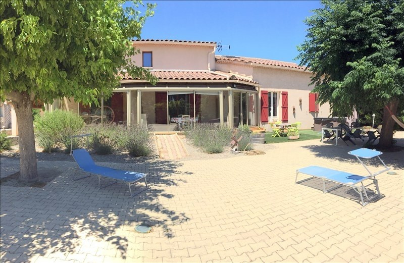 Vente maison / villa Monteux 435000€ - Photo 1