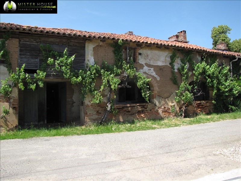 Verkoop  huis Montauban 52000€ - Foto 1
