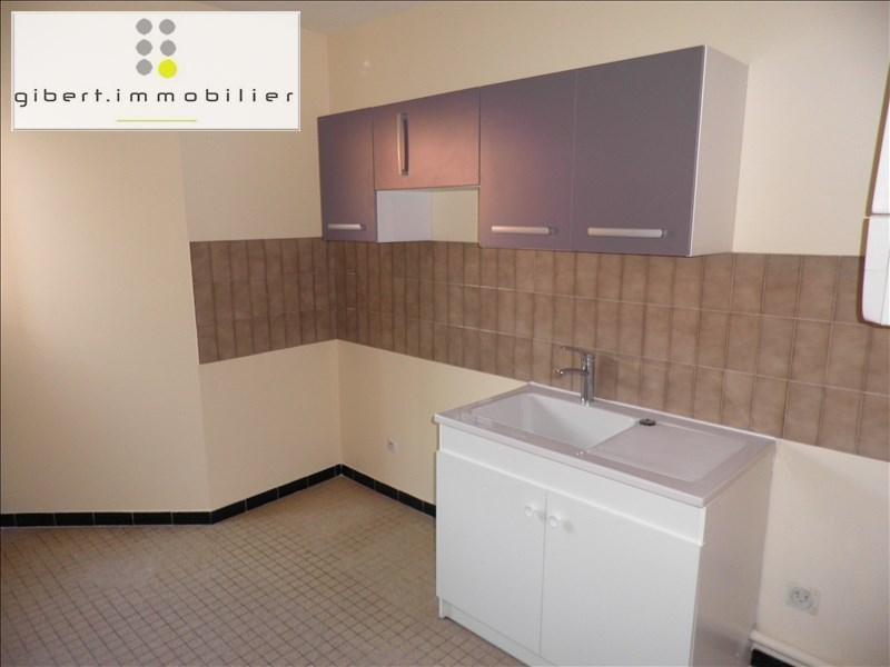 Rental apartment Vals pres le puy 449,75€ CC - Picture 1