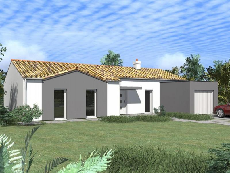 Maison  6 pièces + Terrain 537 m² Frossay par Alliance Construction Pornichet