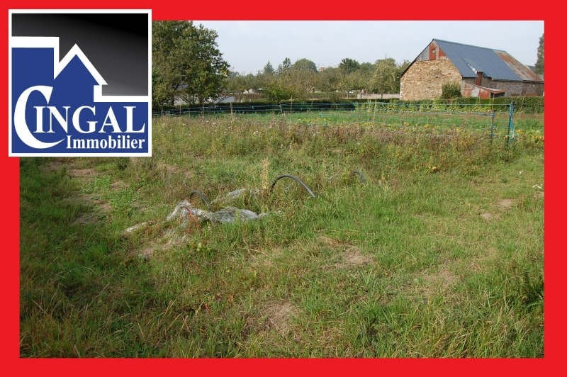 Vente terrain Thury harcourt 30 000€ - Photo 1
